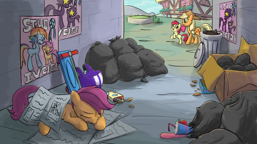Equestria Uncovered Cutie Mark Crusader Edition Yay The Reviewers Unite See ai for a detailed description of the enemy movement settings. equestria uncovered cutie mark