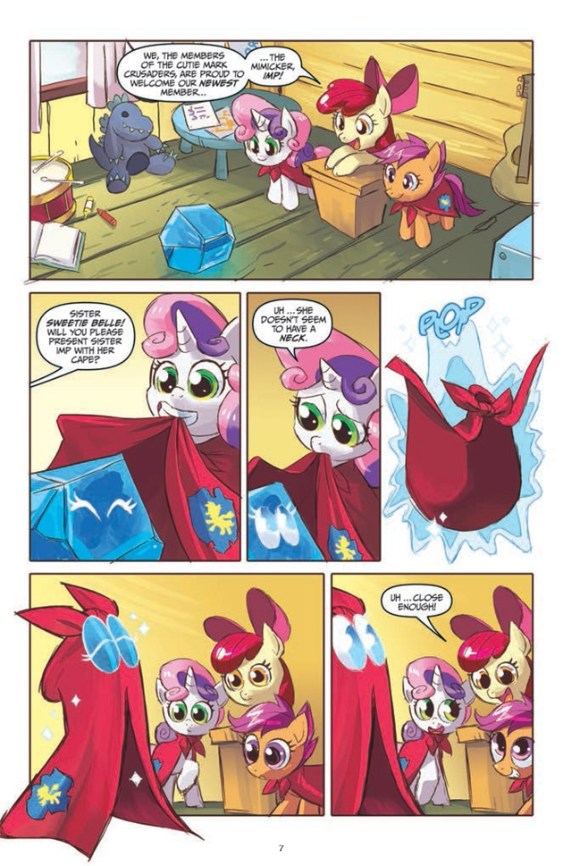 equestria uncovered cutie mark crusader edition yay