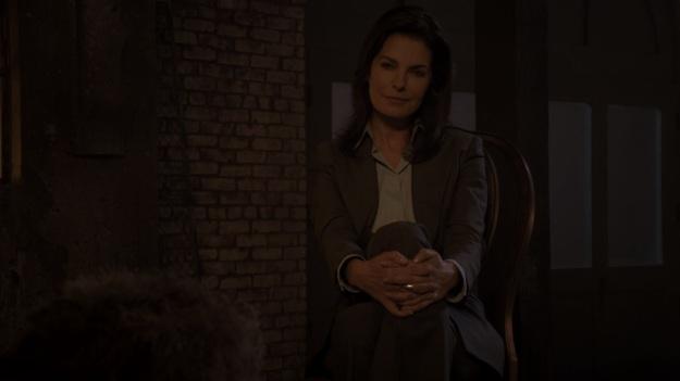 """Seriously? We haven't spoken since season 2."""