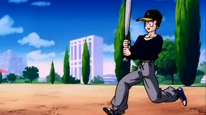 """""""I'm gonna play some of that bases ball!"""""""