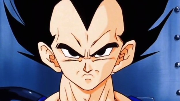 """""""GET BACK UP AND DO IT AGAIN!!!"""" """"But dad!! It hurts EVERYWHERE!!!"""" """"That's just the WUSSY being drained from your body! Now stop bitching and take your training like a true Saiyan Warrior!!!!"""""""