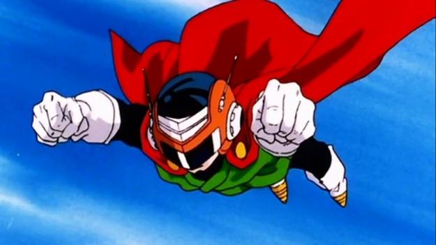 """""""Ha. Great Saiyaman. Boy am I clever!"""""""