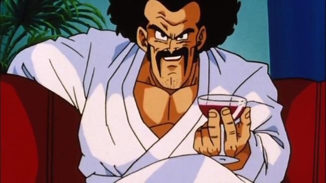 """Great Saiyaman? More like… uh… STUPID DUMMY MAN! AH HA HA HA!!!!!"""
