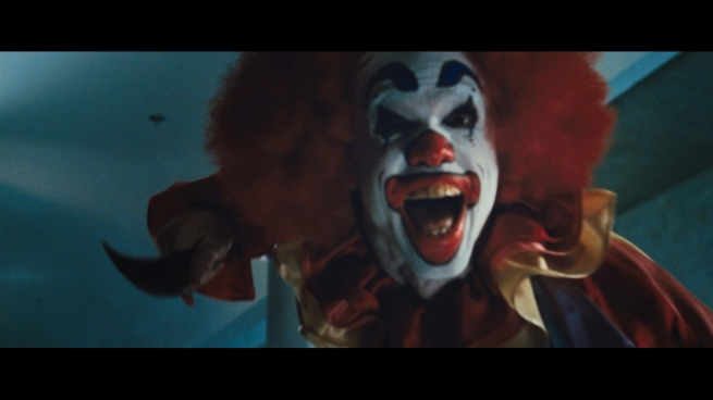 """""""That wussy Tim Curry can eat his heart out! If he doesn't, I'LL DO IT FOR HIM!!!"""""""