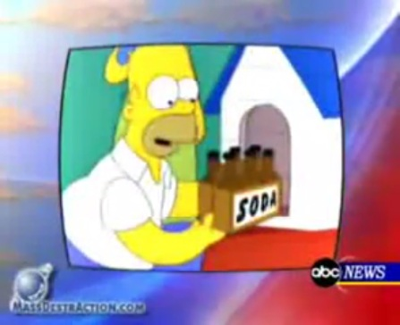All beer has turned to soda?  That's a Treehouse of Horror episode right there!