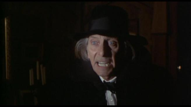 """""""I was Van Helsing AND Doctor Frankenstein, but they made YOU Dr. Death!?"""""""