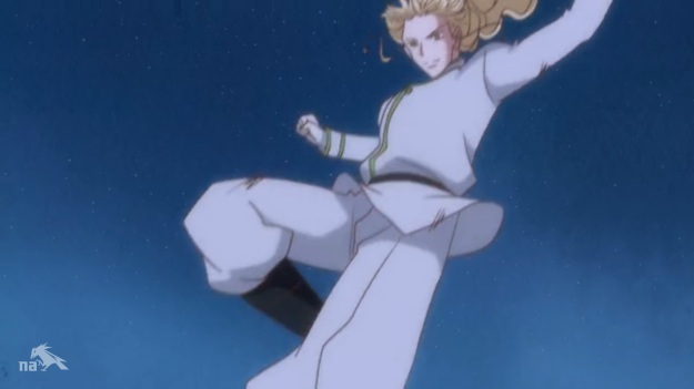 """""""SURPISE MOFO!!! That's right! I can teleport, what of it?"""""""