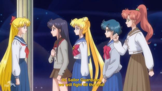 """Show us the way to true happiness Mrs. Moon Savior!"""