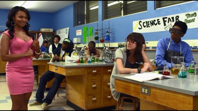 """I'm your substitute chemistry teacher!"" ""Really? Cuz you look 17."""