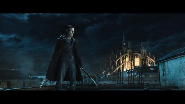 """I am vengeance! I am the NIGHT!! I! AM! …Frankenstein."""