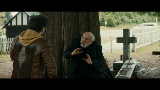 """""""Father, I really need your-"""" """"AHHHHHHHHHHHHHHHHHHHHHHHHHHHHHHH!!!!!!!!!!!!"""""""