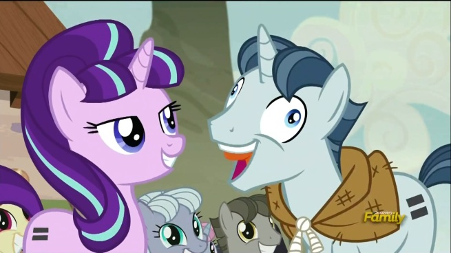 """""""All hail our brilliant and dare I say BEAUTIFUL goddess among ponies! PRAISE BE TO STARLIGHT GLIMMER!!!"""""""