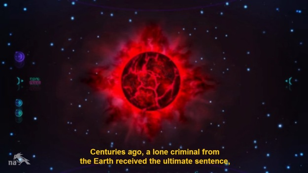 """""""He got his own planet that he could rule with impunity and build up his strength and resources. THE WORST OF ALL PUNISHMENTS!!!"""""""