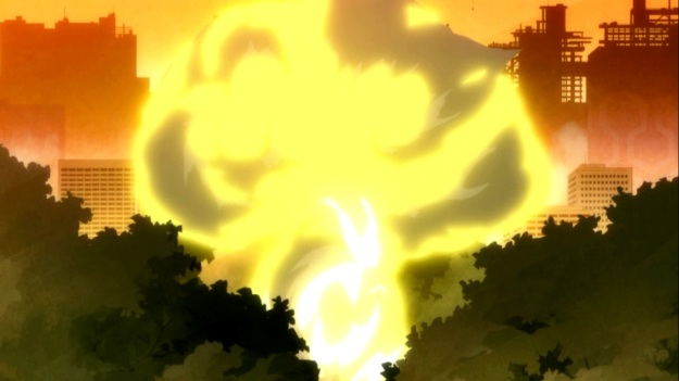 I'M SURE SHE'S FINE!! ANIME CHARACTERS CAN SURVIVE EXPLOSIONS!!!
