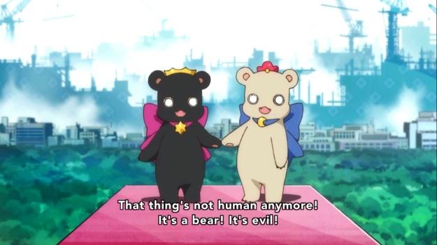 """We just want to be friends!"" ""KILL THEM!! KILL THE BEARS!!!"""