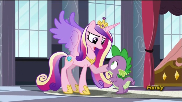 """""""You want me to moderate the peace talks between Griffonstone and Saddle Arabia!?"""" """"No. I want you to make sure everything is as quiet as possible. In fact, do your best to make sure that nothing is happening."""" """"Aww…"""""""