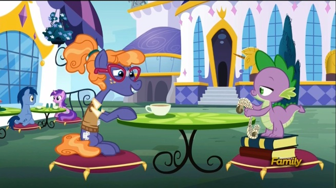 WHO IS THIS PONY AND WHY ISN'T SHE THE MAIN CHARACTER!? Can the 200th episode be about her!?