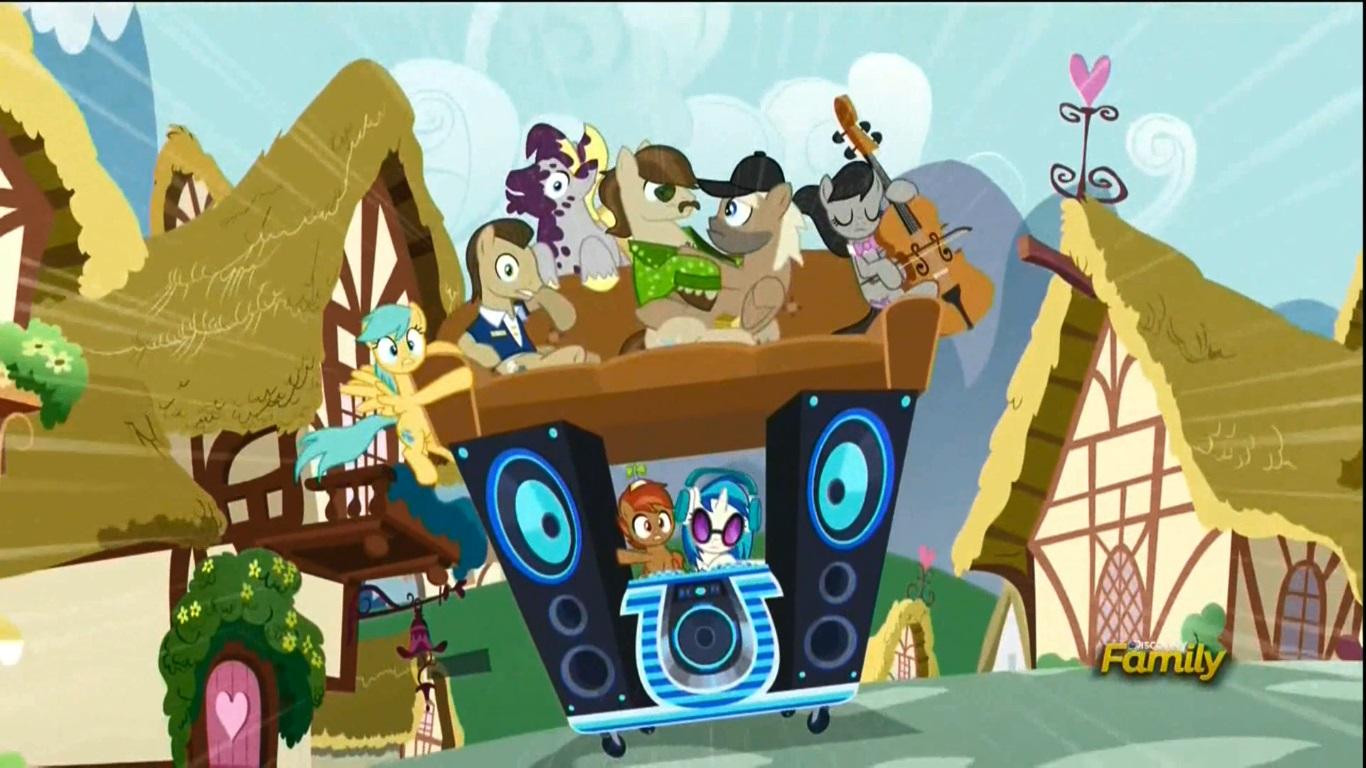Super Recaps My Little Pony Season 5 Slice Of Life The