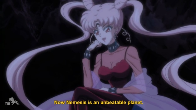 """Nothing's more unbeatable than a never-ending nuclear explosion!  Wait, is unbeatable the same thing as destructive?"""