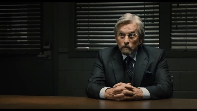 Michael Douglas's secret to his success on the other hand is something he's willing to tell everyone. Spoiler alert: It's his dick.