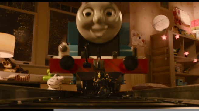 Not that the final battle isn't awesome! You do NOT want to fuck with Thomas!