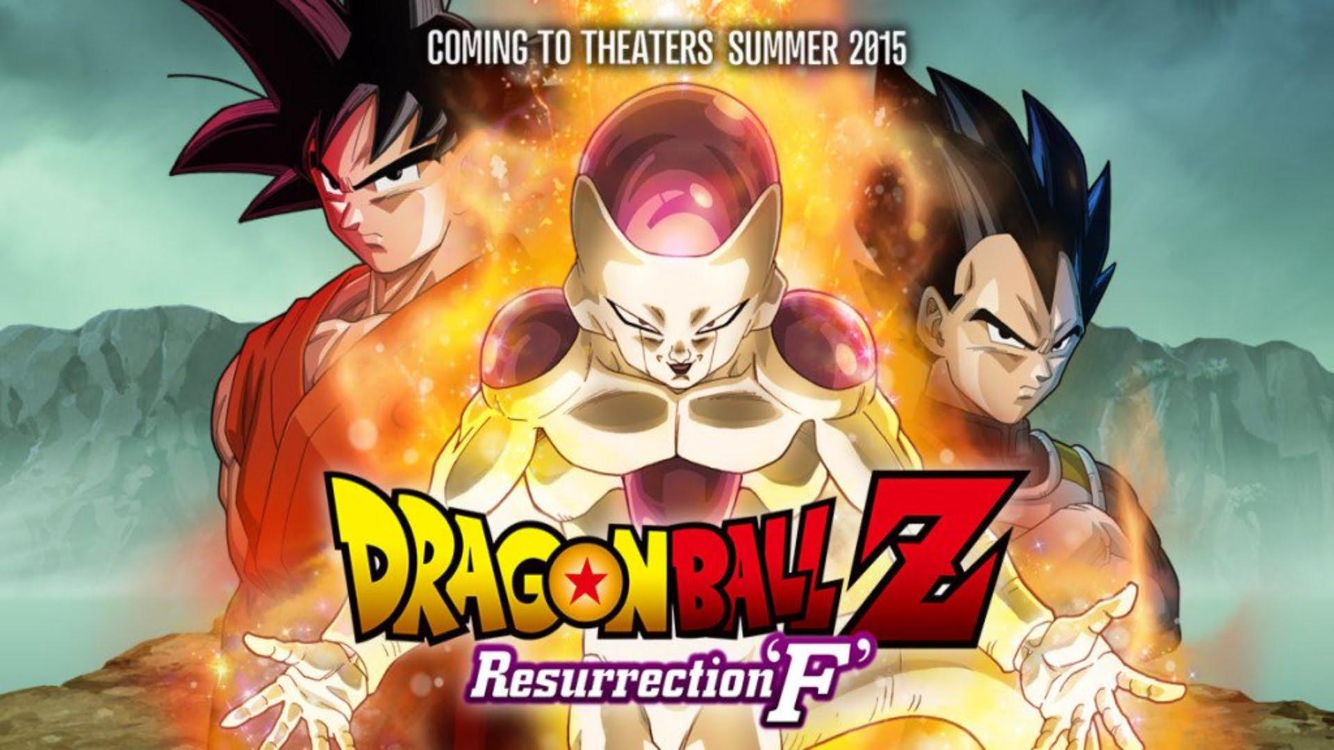 Super Recaps Dragon Ball Super Resurrection F The Reviewers