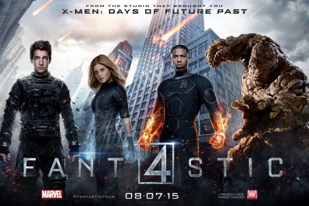 'The Fantastic Four' by 20th Century Fox.