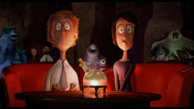 Well what the hell were you expecting when you went to HOTEL TRANSYLVANIA!? Dumbasses.