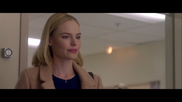 I did learn one thing in this movie.  Did you ever notice that Kate Bosworth has different colored eyes?