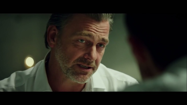 GOD DAMN!!  When the hell did Ray Stevenson get old enough to play dad characters!?  Is this what it was like when Sean Connery played Indy Sr?!?