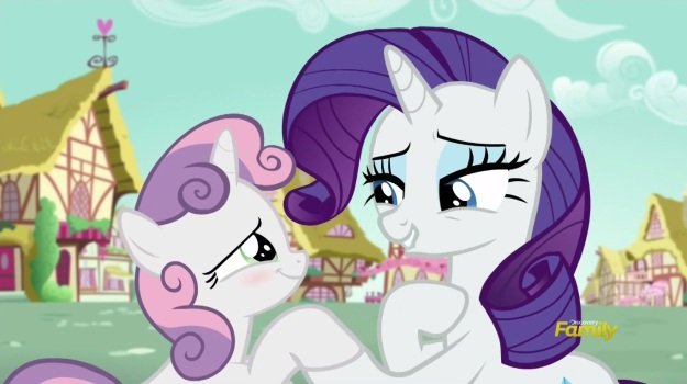 AWWWWWW!!!! Wait, does this now count as another Rarity episode?