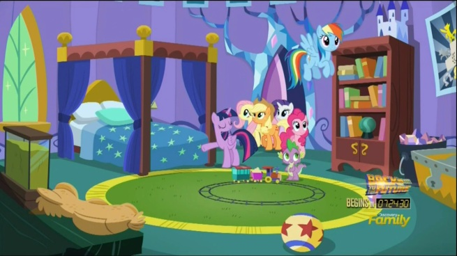"""""""Uh, Twilight? Isn't your brother almost thirty?"""""""