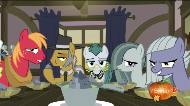 This HAS to be a prank! Look at Limestone's utter glee at their predicament!