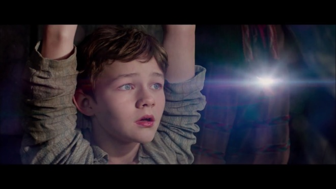 """""""What's that Tinkerbell? Warner Bros wants to milk the Harry Potter cow? And they want to use us to do it? Wait, now I'm the savior of Neverland? And Captain Hook is my friend? Boy Tinkerbell! That's some imagination you have!!"""""""