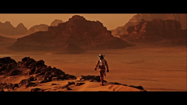 Did he also put Xenomorphs on Mars!?  No… but how cool would that have been!?