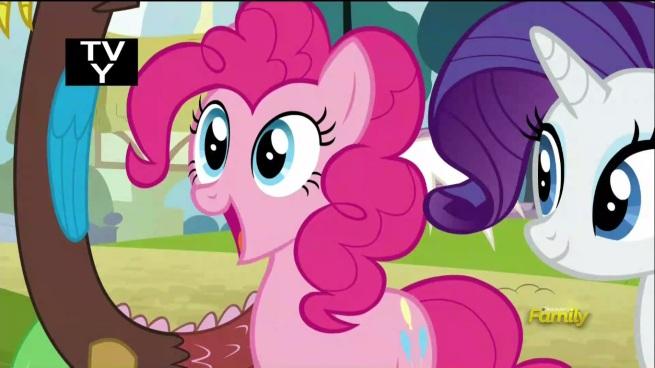 """Pony things are pony!"""