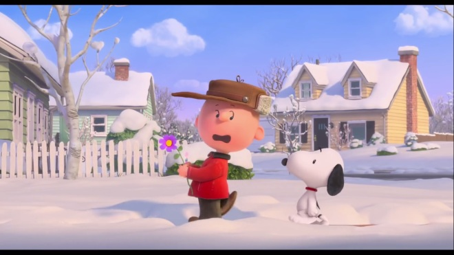 """""""Hey uh… Snoopy. You wanna… help me with this Red Haired girl… situation? WHY AM I SO AWKWARD!?!?!?!?!?!?"""""""