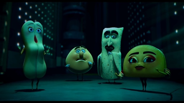 Sausage Party Bad Jokes