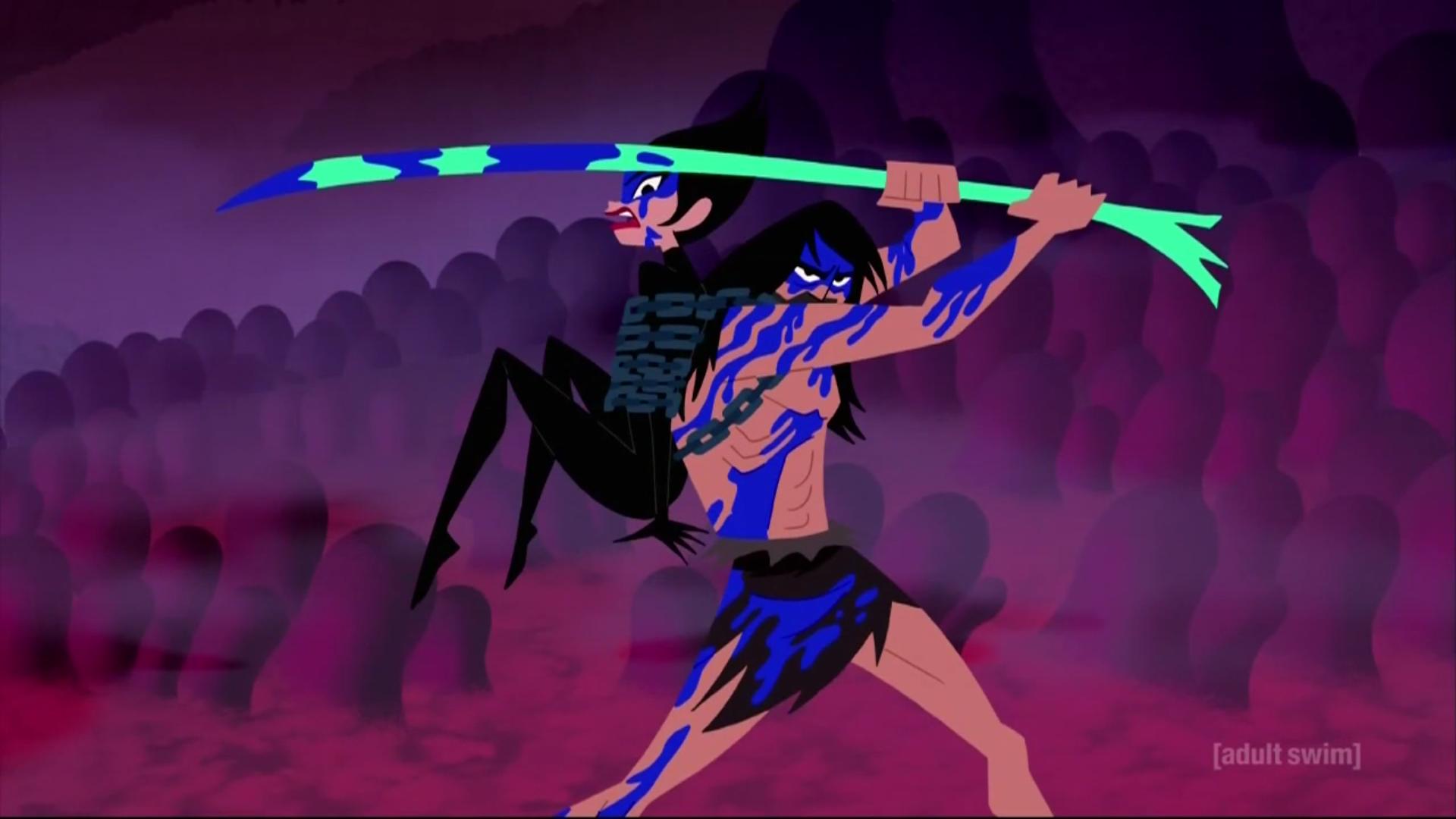 Samurai Jack Season 5 Episode 4 Review Xcv The Reviewers Unite