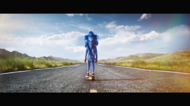 SONICTRAILERCD1
